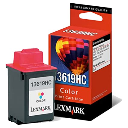 Lexmark 13619HC - Cartucho de tinta para impresora Lexmark ...