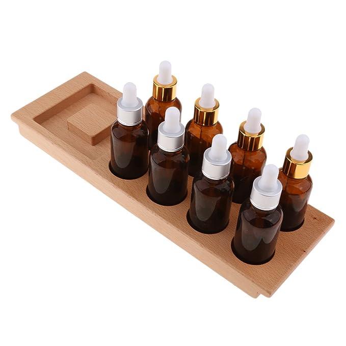 Baoblaze 1 x de Bandeja para Botellas Sensoriales Montessori Juguetes de Educación Temprana: Amazon.es: Juguetes y juegos