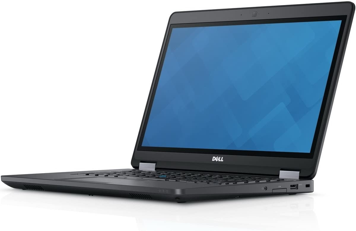 Dell Latitude E5470 Intel Core i5-6440HQ X4 2.6GHz 8GB 128GB SSD 14 inches, Black (Renewed)