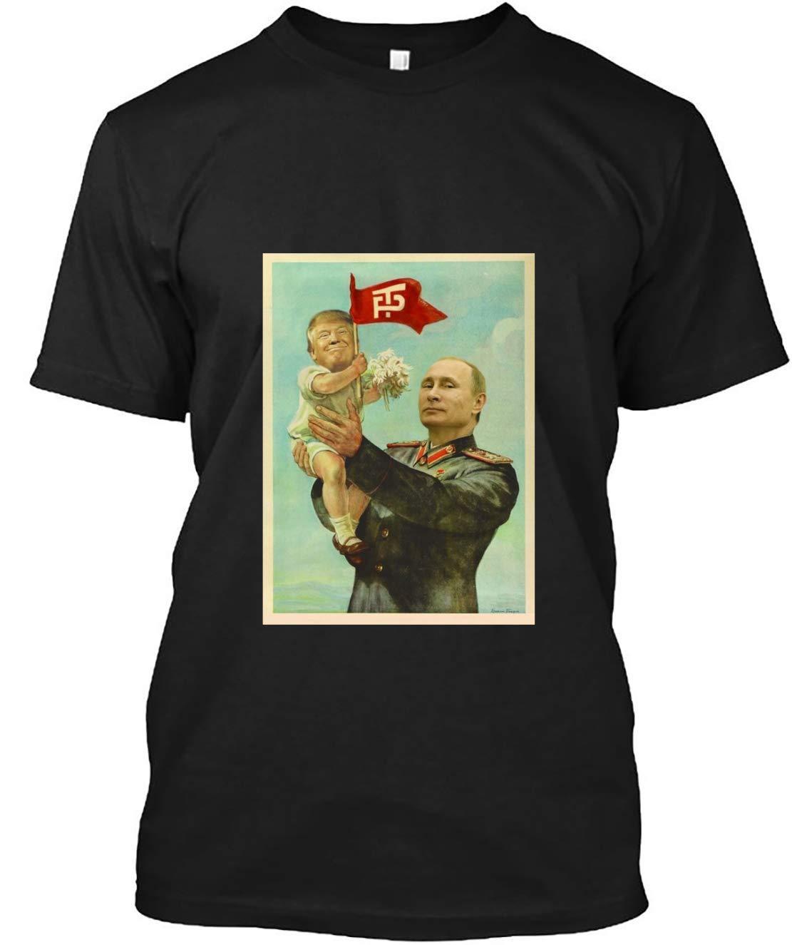 Babytrumpf Mit Putin 98 T Shirt For Unisex
