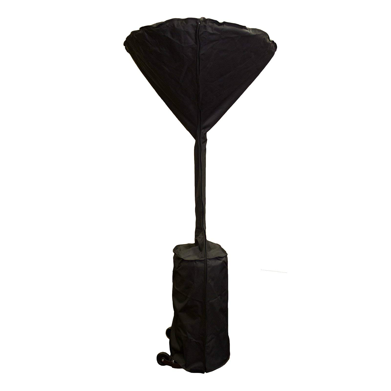 Jur_Global Patio Commercial Patio Heater Cover in Black by Jur_Global