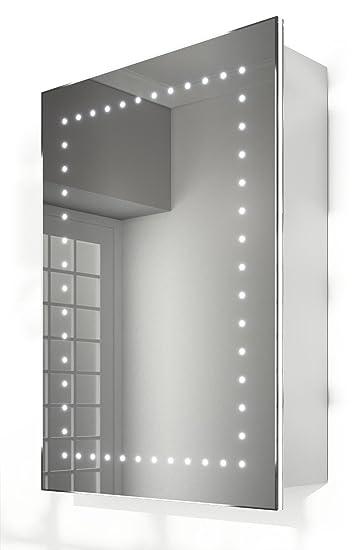 Cadha, beheizt, für Badezimmer-Spiegelschrank, Ambiente, mit Sensor ...