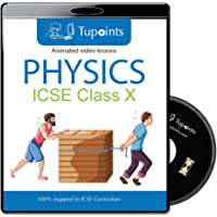 ICSE class 10 physics Multimedia Animated video lessons DVD/CD