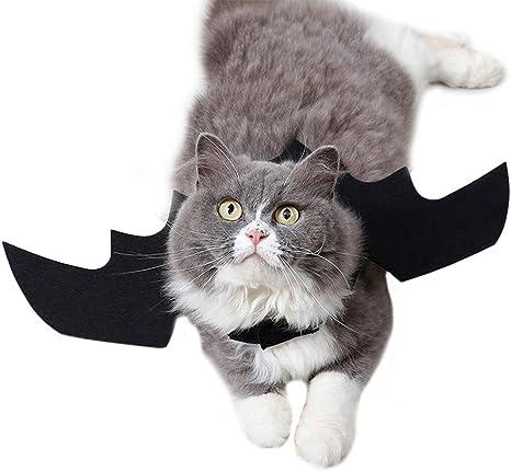 Sotoboo Navidad Halloween Mascota Bate alas Gato Perro Bate ...