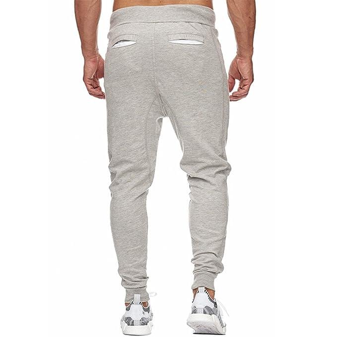 Pantalones Vaqueros Hombre Slim fit, Hombre Skinny Jeans Pants ...