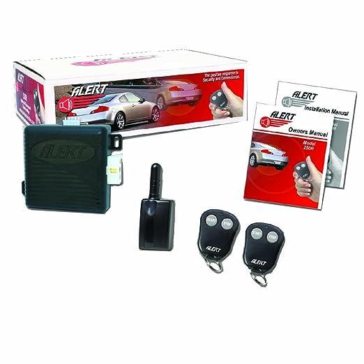 amazon com: alert 250r remote vehicle starter (500-foot range): automotive