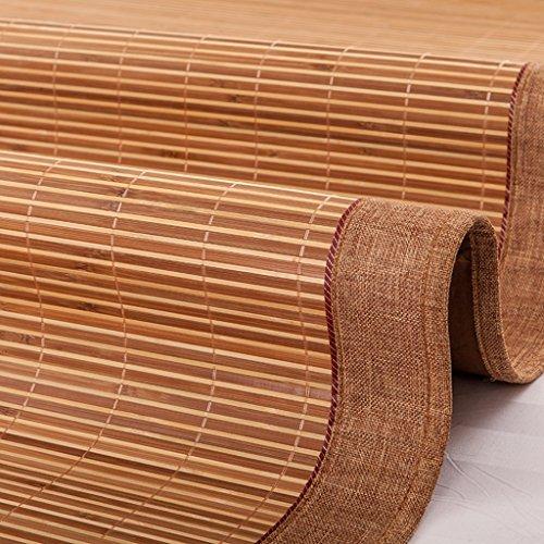 Ren Chang Jia Shi Pin Firm Bamboo mat bamboo cushion mat folding mat sofa cushion summer mat family dormitory mat tatami hotel mat soft comfortable mat mattress yoga mat by Ren Chang Jia Shi Pin Firm (Image #1)