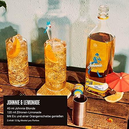 Johnnie Walker Johnnie Blonde Blended Scotch Whisky 40% Vol. 0.7L - 700 ml