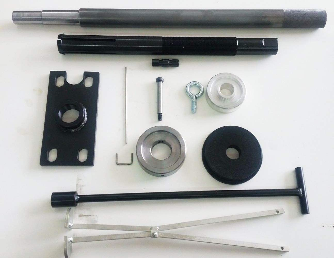 Gimbal Seal Bellow Setfor Mercruiser Volvo OMC with Hinge Pin and Bellow Expander Tool MBS Mfg Two Piece Alignment Tool