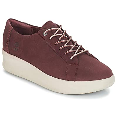 Timberland Oxford Low Berlin Bordeaux Damen Park Sneaker 3TKFlJc1