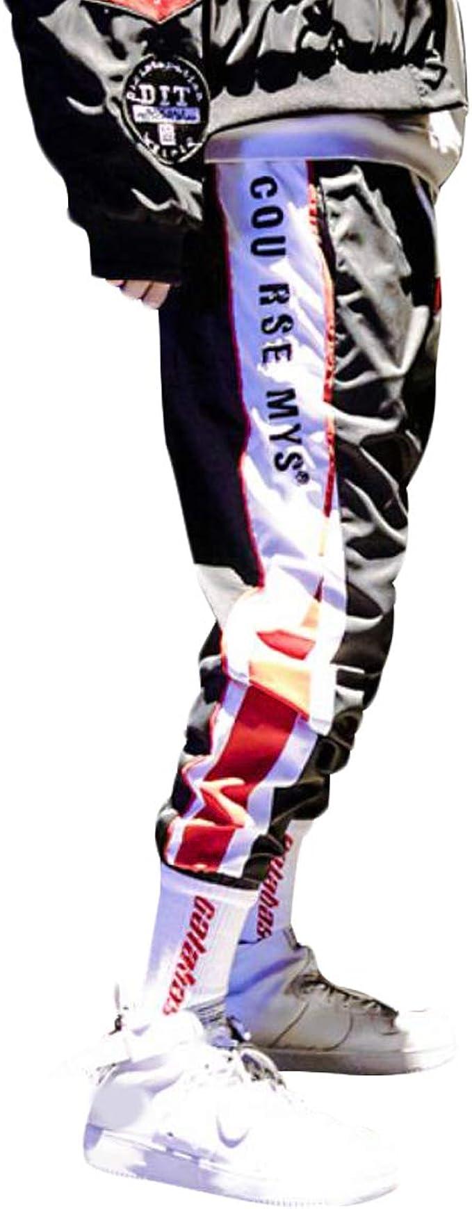 Irypulse Pantalóns de Jogging Deportivos Casuales para Hombre ...