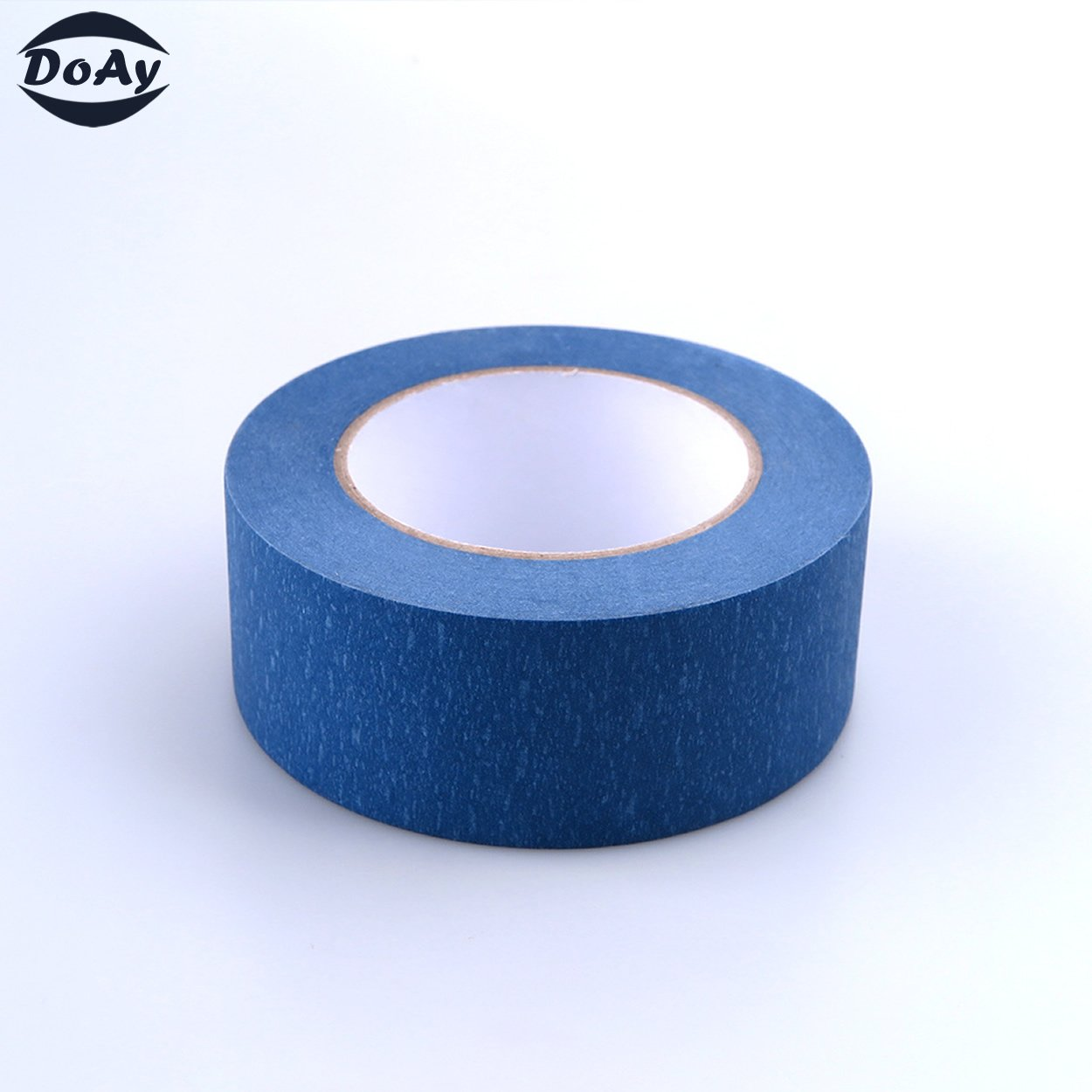 Painters Tape 3pk 2'' x 60 yd | Professional Blue Painters Masking Tape | Easy and Clean Removal | Multi Surface Use | ISO 9001 Worldwide Quality | Leaves No Residue Behind | (48mm .1.88in) (3 Pack) by DoAy (Image #4)