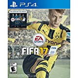 FIFA 17 (PS4) with Bonus 500 FIFA Ultimate Team Points - PlayStation 4