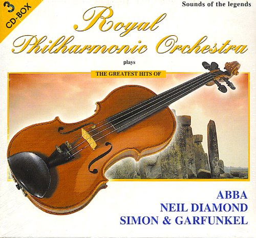 3 CD-BOX - Royal Philharmonic Orchestra plays Sounds of the (Royal Box)