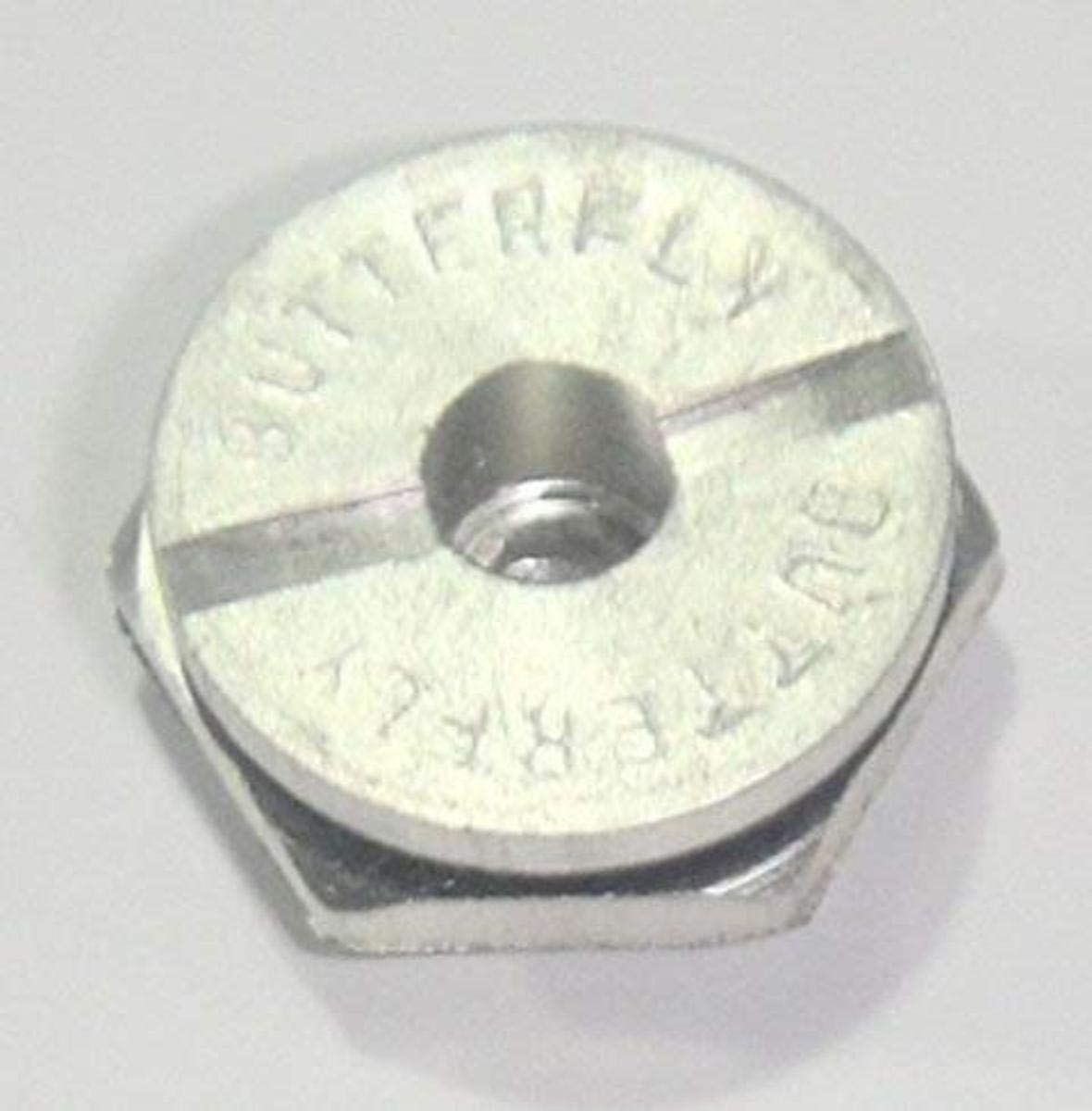 Butterfly Pressure Cookers Safety Valve, Small, Silver