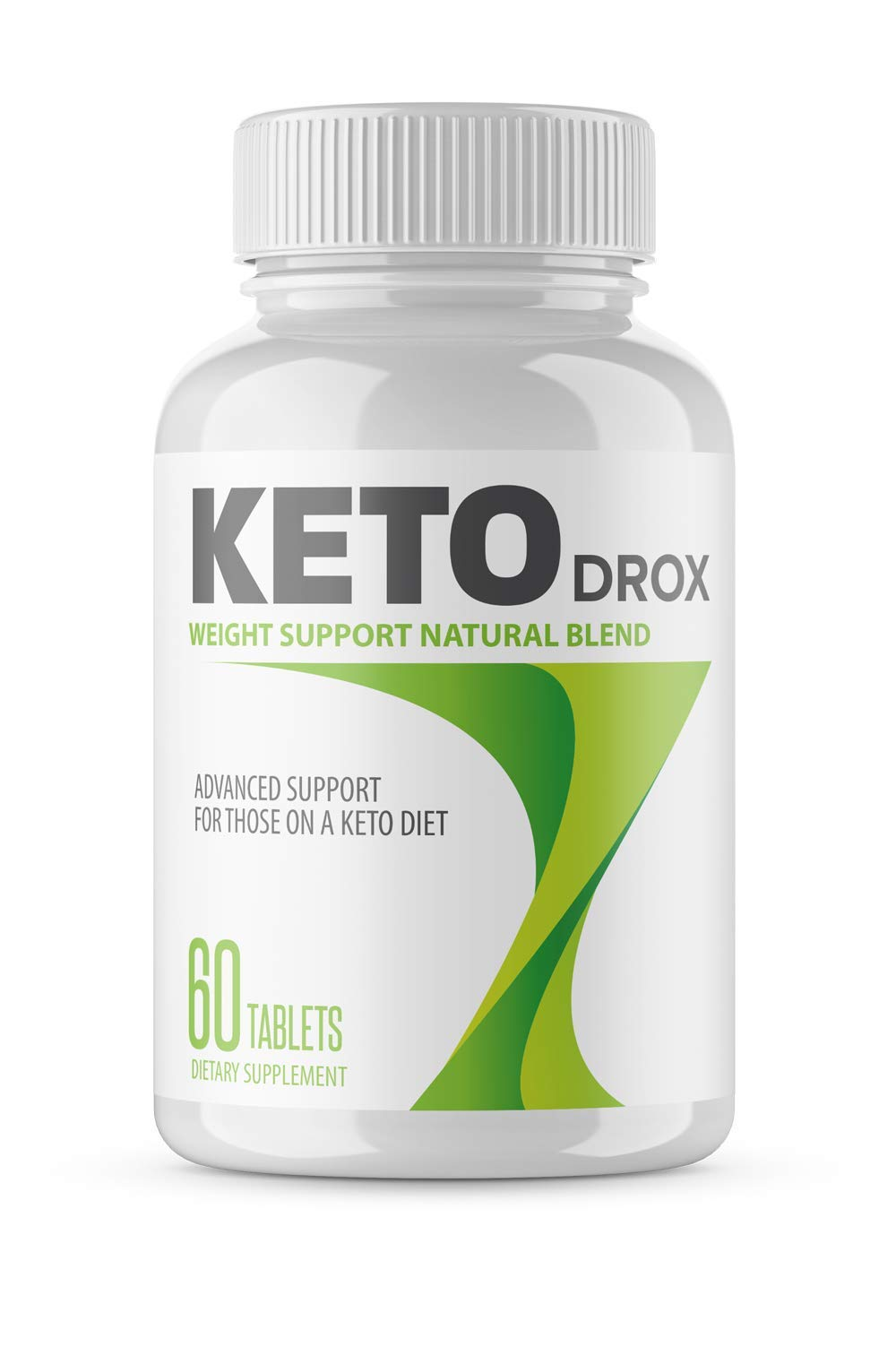 Ketodrox - Weight Support Raspberry Ketone Blend, Natural Appetite Suppressant- Made in USA