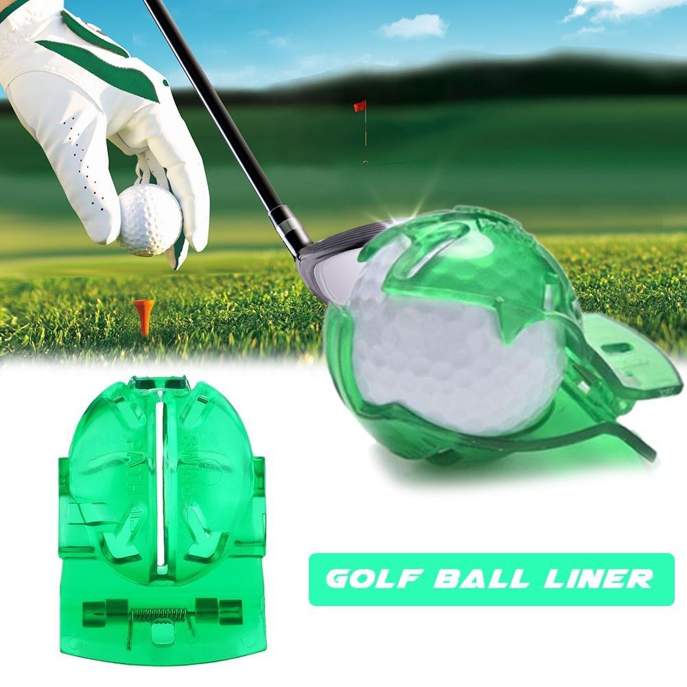 Accesorios para palos de golf transparentes, con pinza de ...