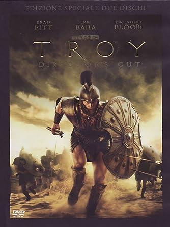 troy dvd italiano  Troy (director's cut) (edizione speciale 2 DVD): : Brad ...