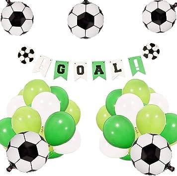 Amazon.com: JeVenis - Juego de 21 balones de fútbol para ...