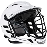 Cascade CPVR Lacrosse Helmet with Matte Black Mask (2015)