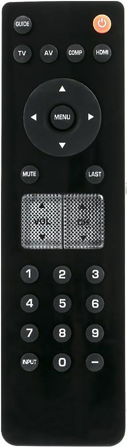 Amazon.com: New VR2 Replacement Remote Control fit for VIZIO TV VP422 HDTV10A VECO320L VECO320L1A VECO320LHDTV VL260M VL320M VL370M VO320E VO370M VO420E VP322 VP322HDTV10A VP323HDTV10A VP422HDTV10A VP42HDTV20A: Home Audio & Theater