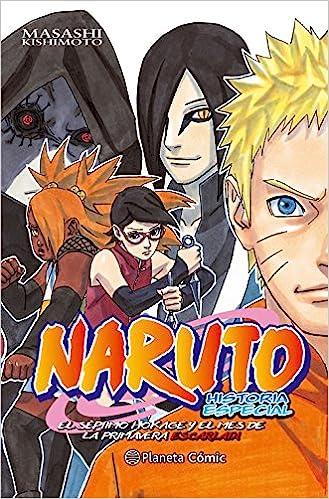 Naruto Historia Especial (Gaiden): 149 (Manga Shonen ...
