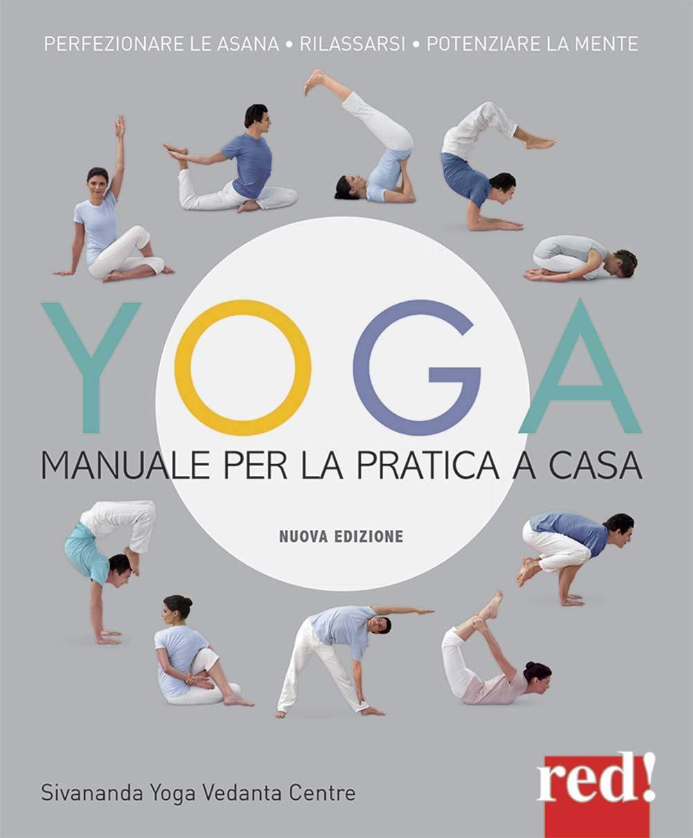 Yoga. Manuale per la pratica a casa (Grandi manuali): Amazon ...