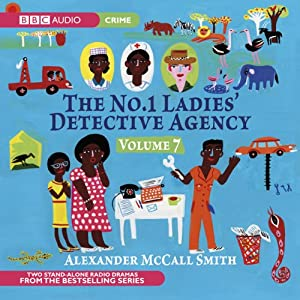The No. 1 Ladies' Detective Agency 7 (Dramatised) Radio/TV Program