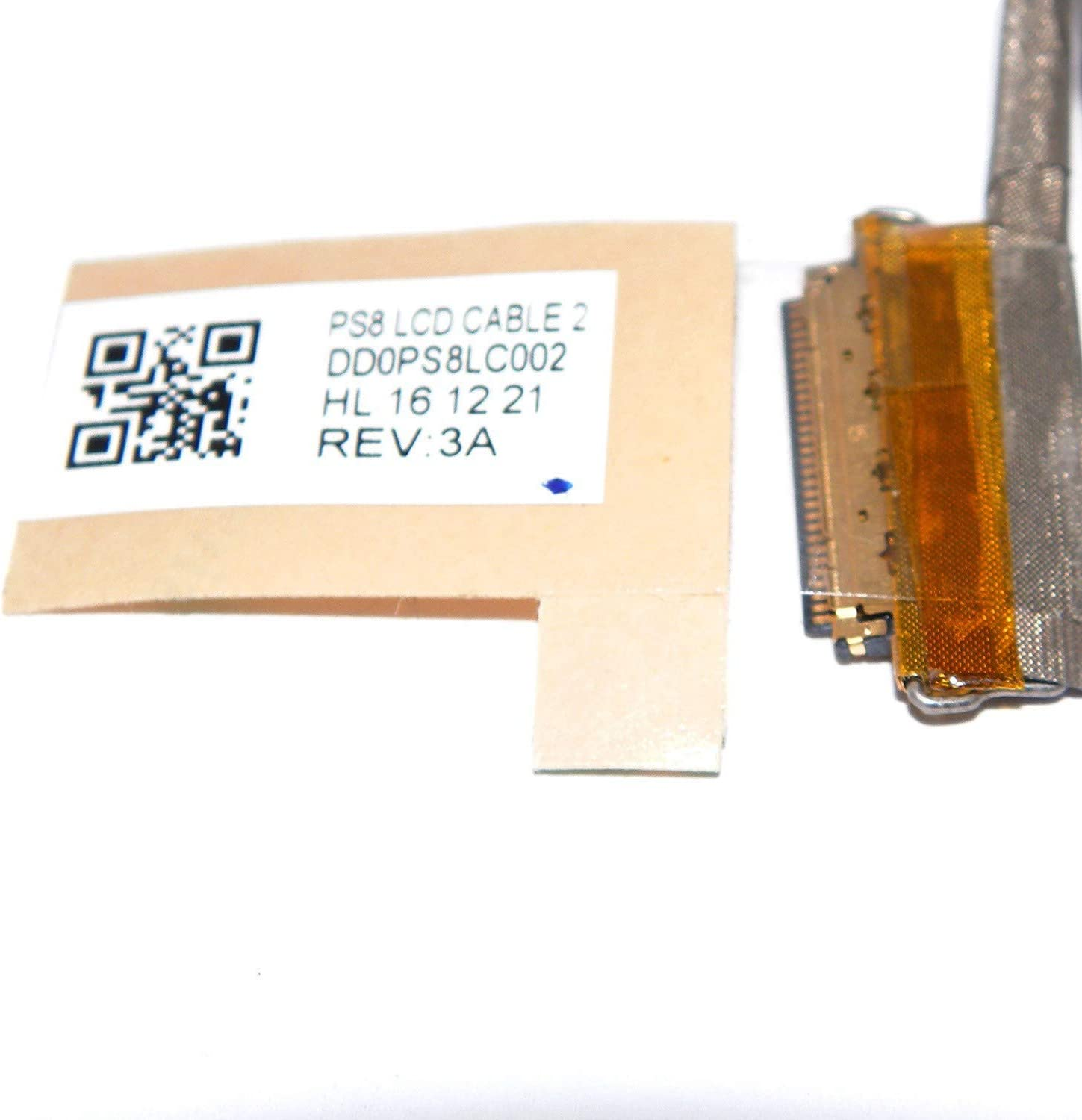 LCD LED LVDS VIDEO SCREEN CABLE FOR Lenovo ThinkPad 13 20GL 20GJ DD0PS8LC002