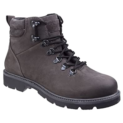 39fc8e37ed0 Darkwood Mens Maple Water Resistant Leather Warm Lined Walking Boots  Amazon .co.uk  Sports   Outdoors