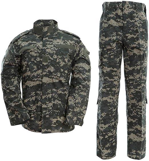 WSPLYSPJY Mens Cargo Shirt Short Sleeve Casual Work Shirt Dress Shirt Tactical Shirt Outdoors