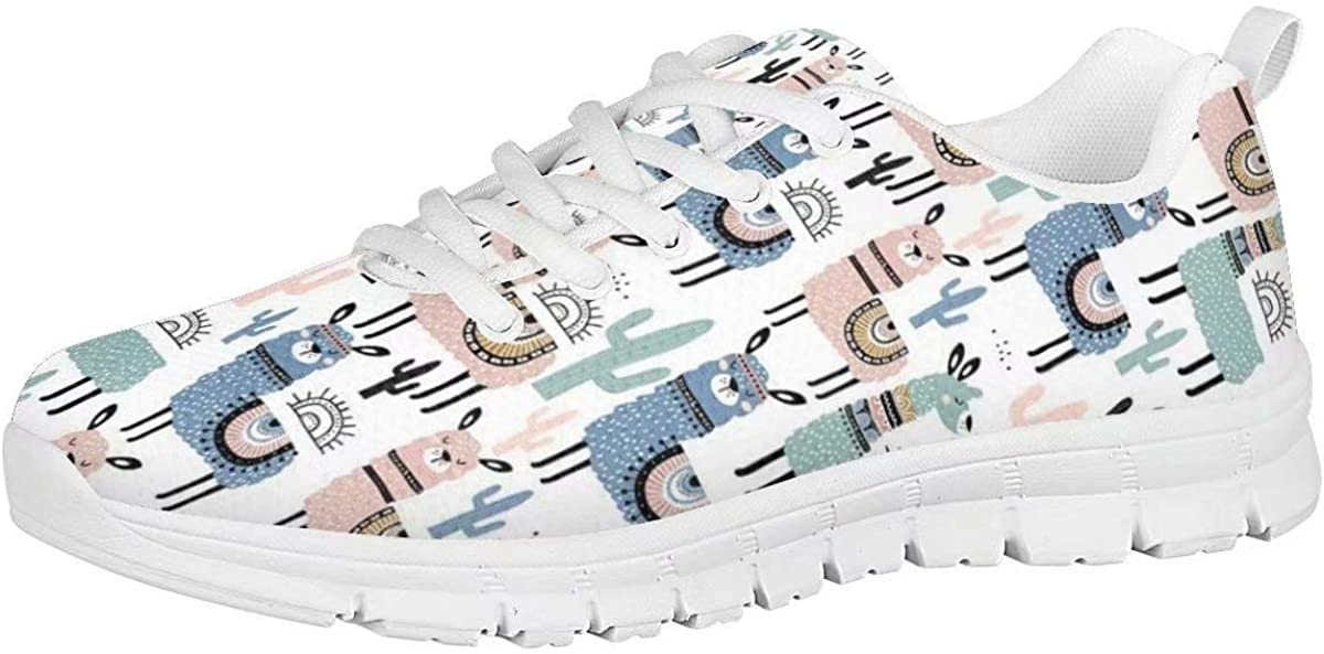 chaqlin Femmes Hommes Sneaker Lace up infirmière en Plein air Chaussures Baskets de Loisir léger Formateur Confortable Plus la Taille uk4-14… Alpaca