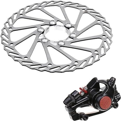 Gazechimp 1X Paquete de Rotor de Freno de Bici Tornillas Freno de ...