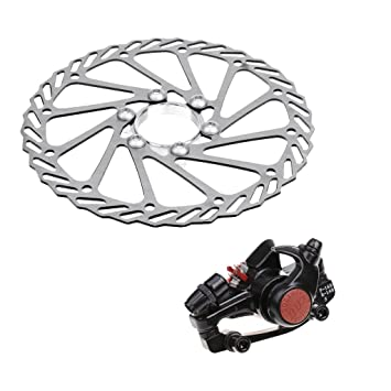 Aluminum Alloy Mountain Bike V-Brake Front//Rear Bicycle Brakes Caliper Riding