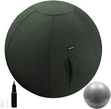 Amazon.com: Guken - Sillón de bola sentado con funda, pelota ...