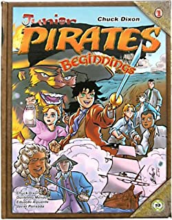 Junior Pirates: Beginnings (English and Spanish Edition)