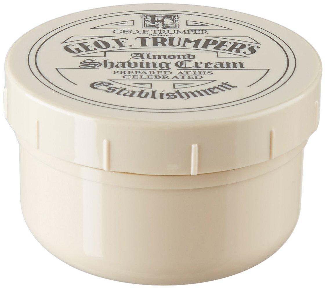 Geo F. Trumper Almond Shaving Cream Jar