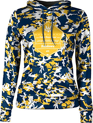 ProSphere Girls' Ashdown Police Department Camo Pullover ...
