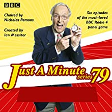 Just a Minute: Series 79: BBC Radio 4 Comedy Panel Game Radio/TV Program by  BBC Radio Comedy Narrated by Nicholas Parsons,  full cast