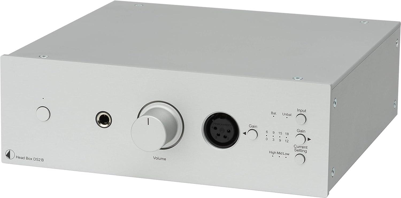 Pro Ject Head Box Ds2 B Symmetrischer High End Elektronik