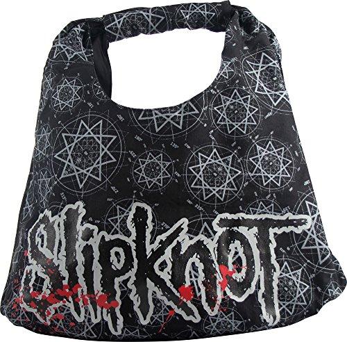 Star In Hobo Bag Black Bag Slipknot Black 8vwqOO