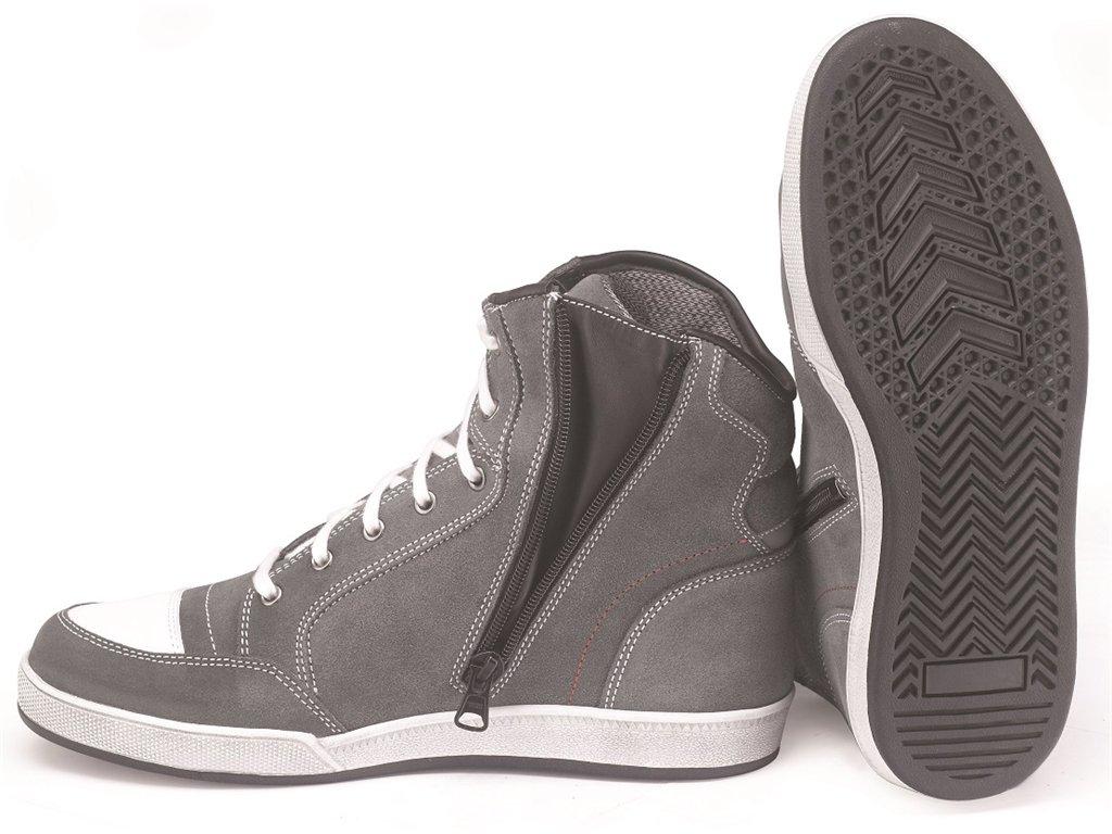 Dunkelgrau Kochmann Miami Sneaker Hipora Wasserdicht Schuhe Leder TOuXPkZi
