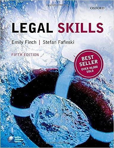Legal skills amazon emily finch stefan fafinski legal skills amazon emily finch stefan fafinski 9780198718840 books fandeluxe Choice Image