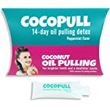 COCOPULL FOR TEETH WHITENING, ORAL DETOX AND BAD BREATH REMEDY (14 day)
