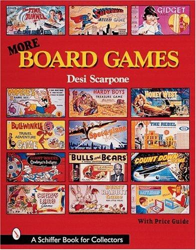 More Board Games (Schiffer Book for Collectors) from Brand: Schiffer Pub Ltd