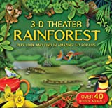 img - for 3D Theater: Rainforest book / textbook / text book
