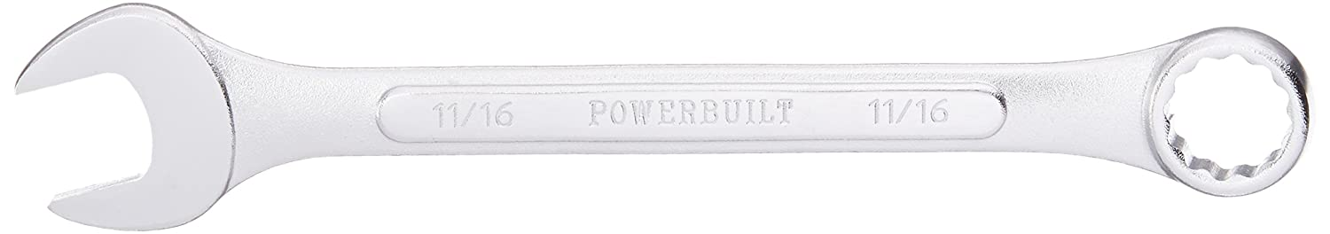 644012 Powerbuilt 1 Combination Wrench