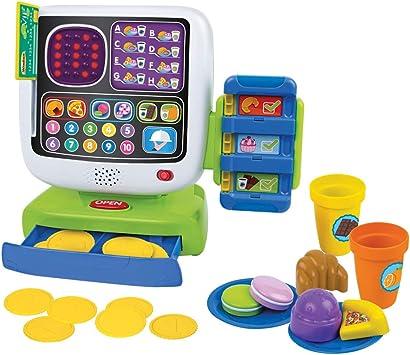 winfun - Caja registradora con accesorios y sonido en español (44755): Amazon.es: Juguetes y juegos