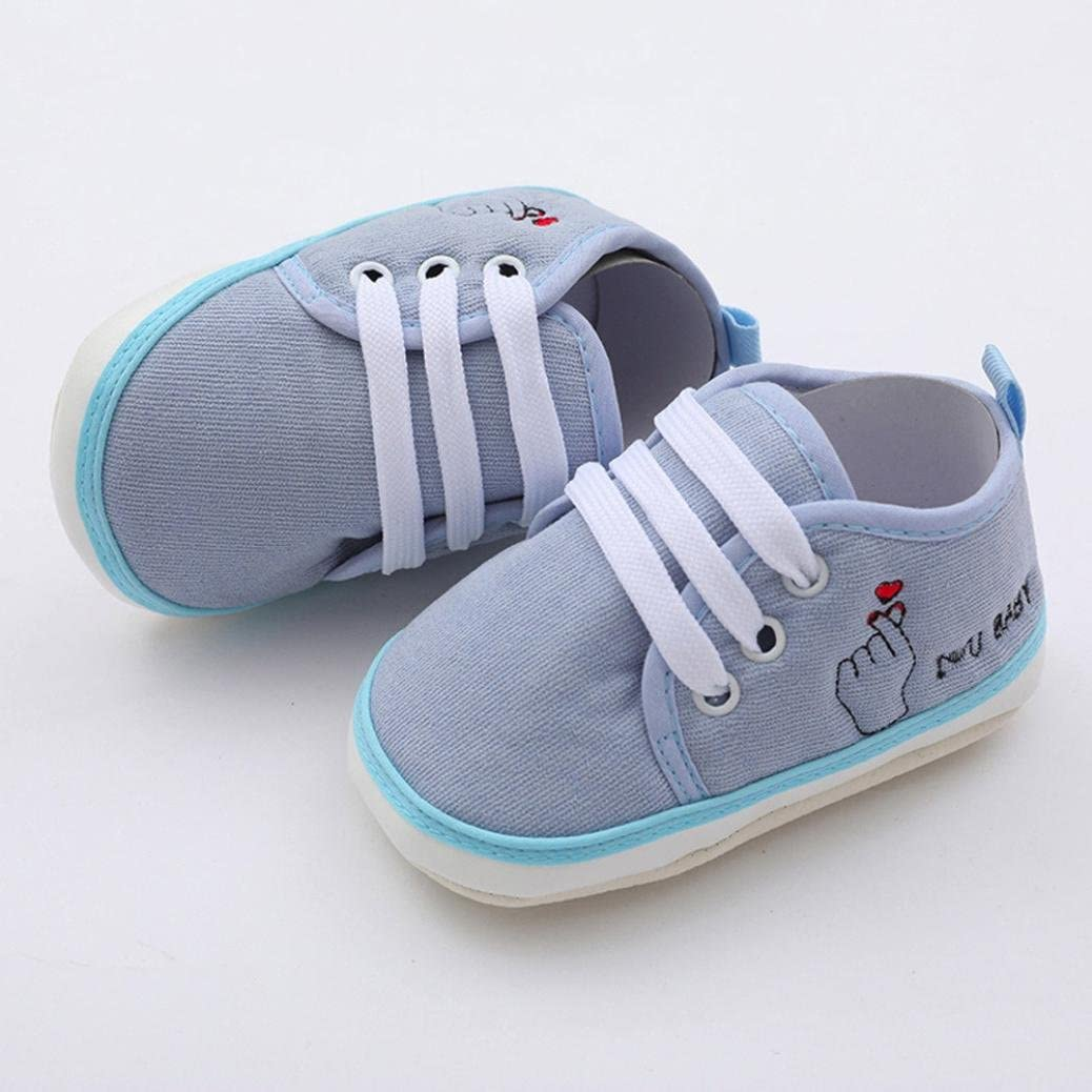 WARMSHOP Princess Girls Children Solid Cute Cartoon Cat Soft Leather Single Shoes with Hook /& Loop Anti-Slip Sneakers