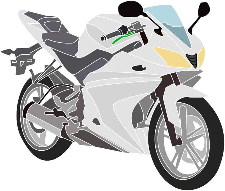 Yamaha YZF-R125 14-15 Juego de carenado completo 21 piezas Sin pintar